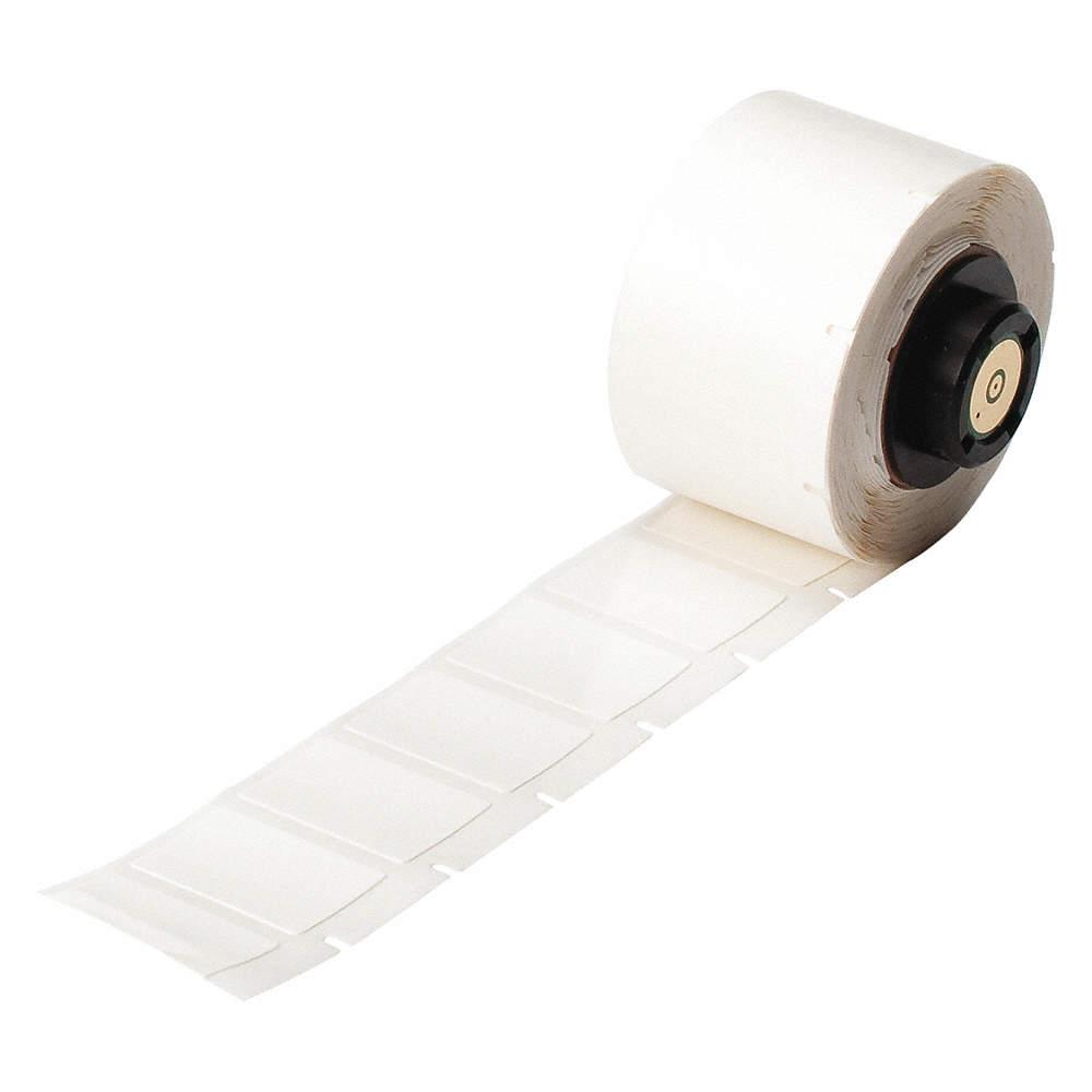 1 In Label White Vinyl Cloth L