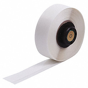 Labels,Vinyl Cloth,1/2 In. W