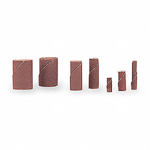 "1-1/2"" Aluminum Oxide Cartridge Roll&#x3b; Grit: 80"