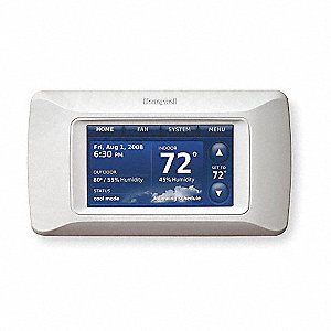 Wireless Thermostat,7 Programmable