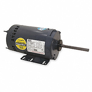 1-1/2 HP Condenser Fan Motor,3-Phase,850 Nameplate RPM,208-230/460 Voltage,Frame 56HZ