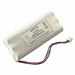 Ni-MH Batt Pack,7.2V,For 5RMW6 and 5RMW7