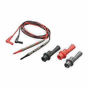 Terminal Test Lead Kit,15A,1000VDC