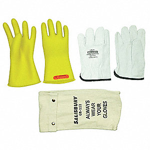 KIT GLOVE ARC FLASH CLASS 0