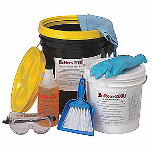 Solvent Spill Kit