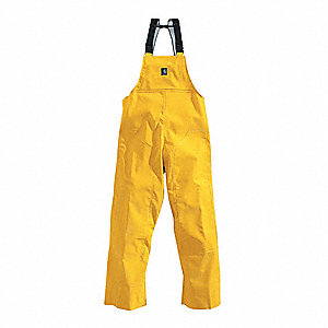 Rain Pants,Yellow,3XL