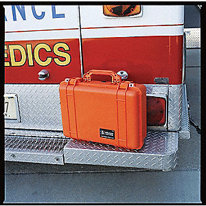 Protective Case,Orange,18-1/2 in.L