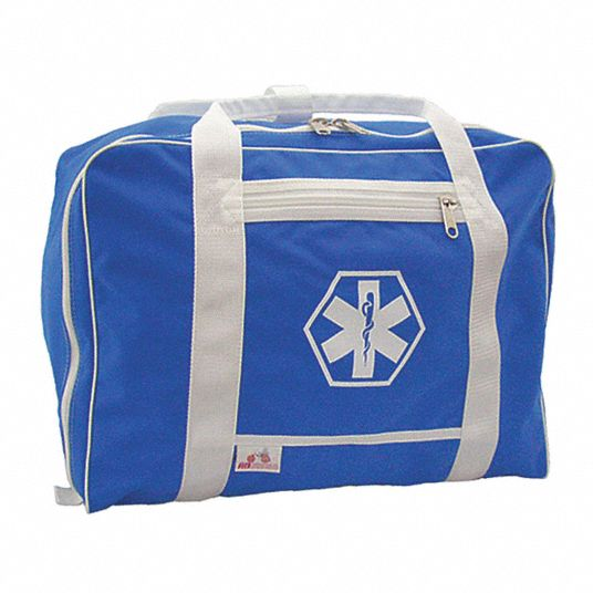 Royal Blue Gear Bag,  1000D Cordura(R), Nylon,  Includes Handle,  5,200 cu in Storage Capacity
