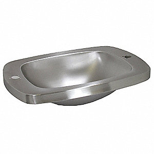Eyewash Replacement Bowl Stainless Steel