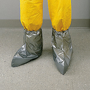 "Universal Boot Covers, Slip Resistant Sole: No, Waterproof: No, 16"" Height"