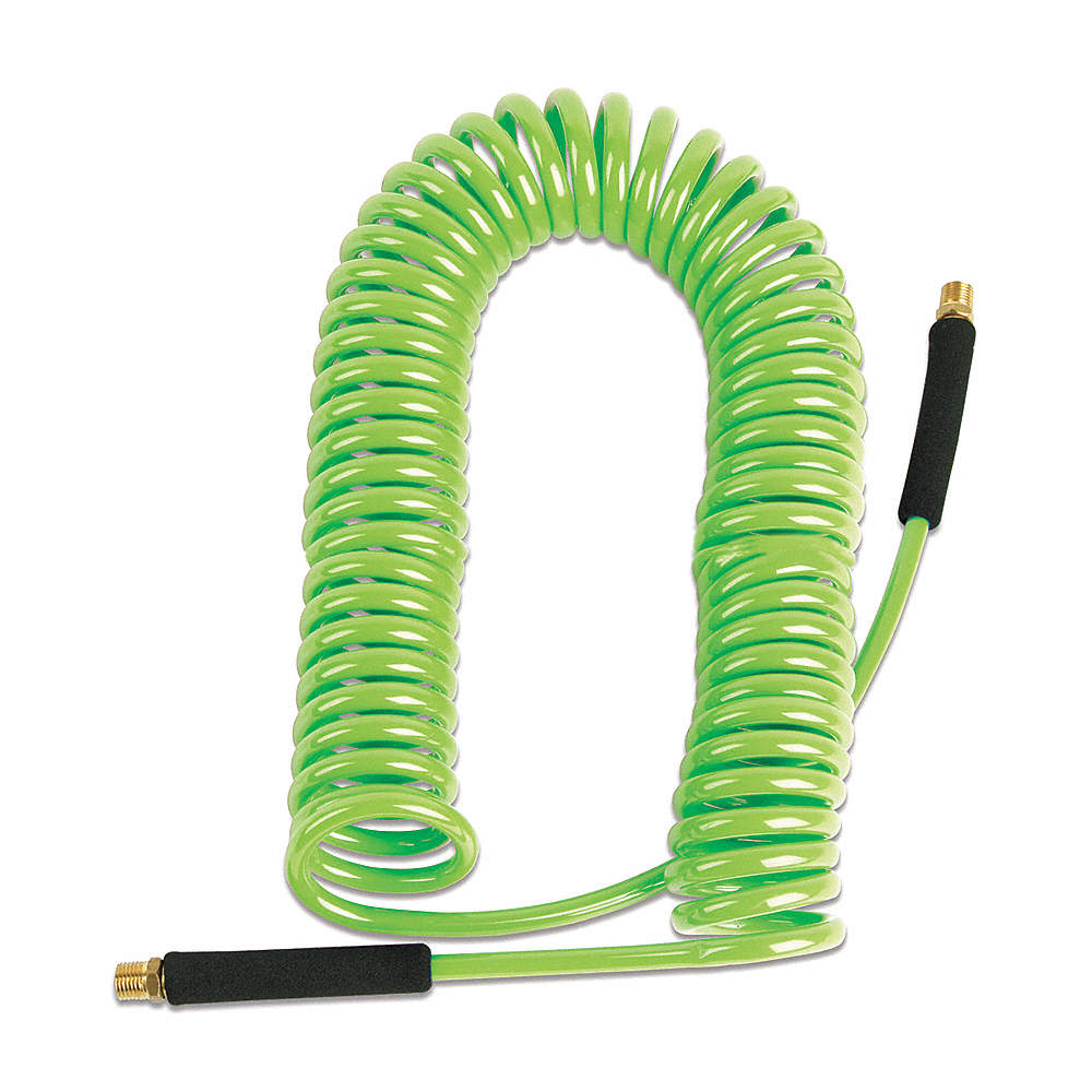 Legacy Flexible Hosecoilinlet 1 4 In Mnp Coiled Air Hose Electrical Wire Pipe
