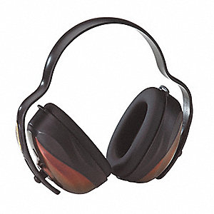 26dB Multi-Position Ear Muff, Iridescent&#x3b; ANSI S3.19-1974