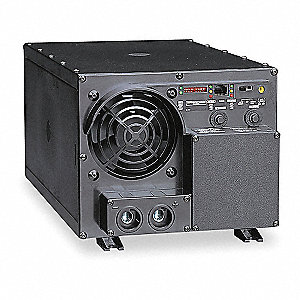 Inverter/Charger, 2400W, 24V DC 120VAC