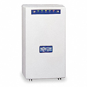 Line Interactive UPS System, 1.00kVA, 750.0W, 27.5 min./11 min. Backup Time