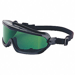 Anti-Fog, Scratch-Resistant OTG Goggles, Shade 3.0 Lens Color