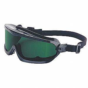 Scratch-Resistant Indirect OTG Goggles, Shade 5.0 Lens