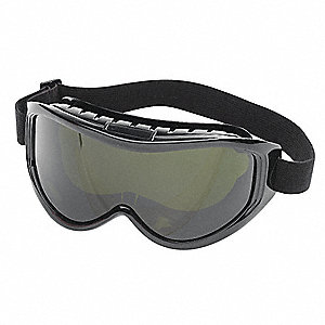 Anti-Fog Protective Goggles, Shade 5.0 Lens Color