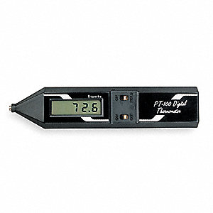 THERMOMETER POCKET LCD