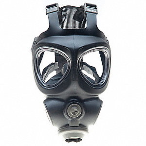 Scott(TM) M110 CBRN Mask,M/L