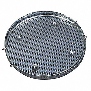 Parts Basket For 3TCF6,Galvanized Steel