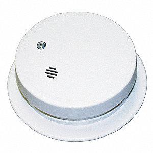 Kidde 4 Smoke Alarm With 85db 10 Ft Audible Alert 9v 3tct1