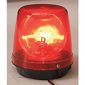 Beacon Light,Red,Rotating