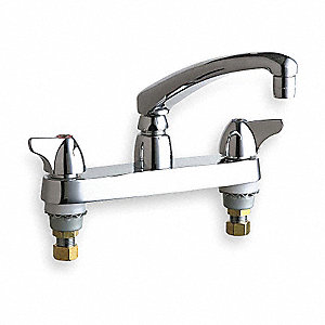 KITCHEN FAUCET,2T HANDLE