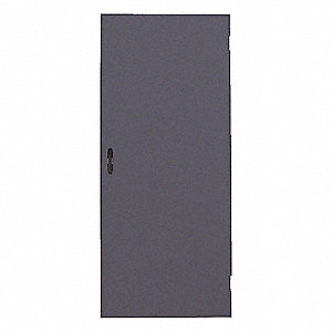 Steel Stiffened Door,Mortise,84x36 In