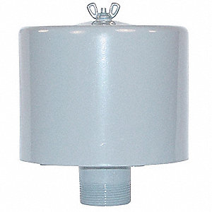 FILTER INLET 1-1/2 IN MPT OUTLET