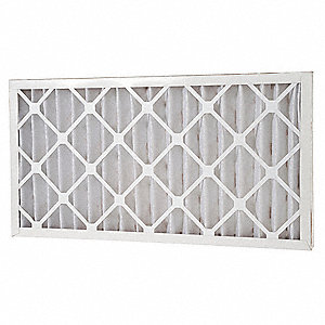16x30x2 Synthetic Pleated Air Filter with MERV 7