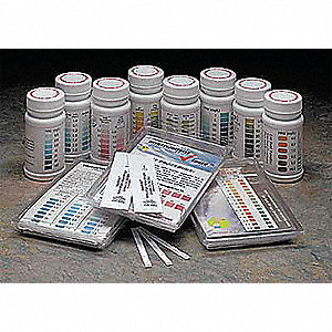 Test Strips  1 EA Testing Parameter: Metals Check Range: Less Than10-400 ug/L