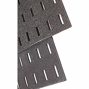 MATTING ANTI-SLIP 3FT X 6FT BLACK