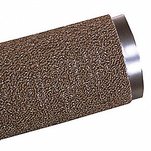 Brown Decalon® Yarn, Entrance Mat, 3 ft. Width, 4 ft. Length