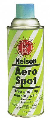 Nelson Paint Red Log Marking Paint (Water Base Type, 1 pt). Model: 28 4 PT RED