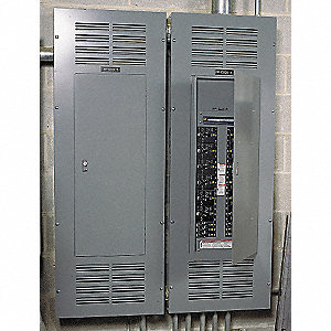 Panelboard Interior, 250 Amps, 277/480YVAC Voltage, Number of Spaces: 30