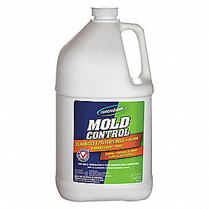 Mold Control, 1 gal. Jug, Unscented Liquid, 1 EA