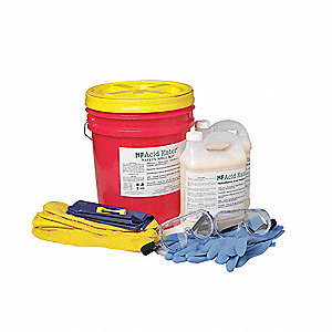 Hydrofluoric Acid Spill Kit
