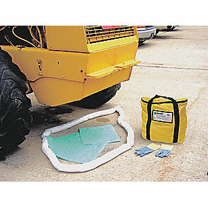"Universal / Maintenance Spill Kit, 19""L x 20""W x 9""H Duffle Bag"