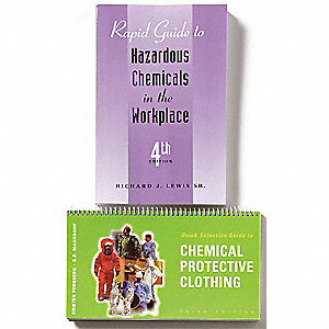 Book/Booklet,  Chemical Safety,  English