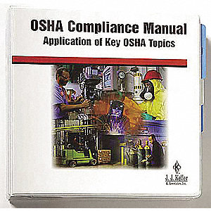GENERAL REFERENCE BINDER OSHA COMPL
