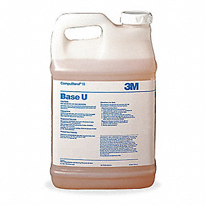 Compublend  Base U, For Use With Compublend  II Cleaning System, 2 PK