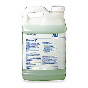 Compublend  Base Y, For Use With Compublend  II Cleaning System, 2 PK
