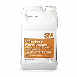 2.5 gal. Floor Stripper, 1 EA