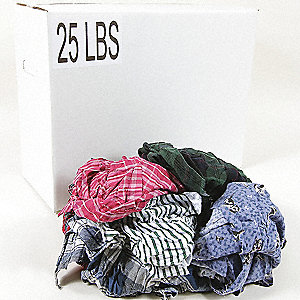 Assorted Sheeting, Size: Varies, 25 lb. Box