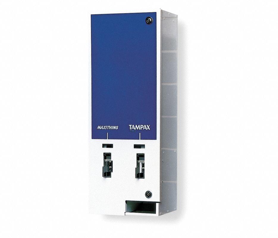 Dispenser,Wall Mount,25 Cent Machine