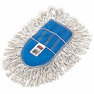 Wedge Dust Mop,White