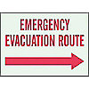 Evacuation Equipment & Signs