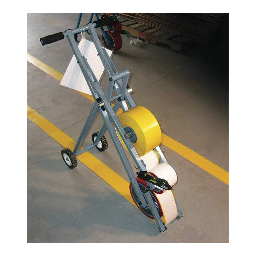 shieldmark floor tape applicator, 48 in. - 3uar5|applicator - grainger