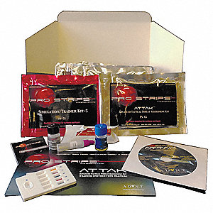 Detection Trainer Instructor Anthrax Kit