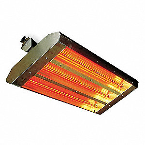 Fostoria Electric Infrared Heater Btuh 37 361 3ud69 463